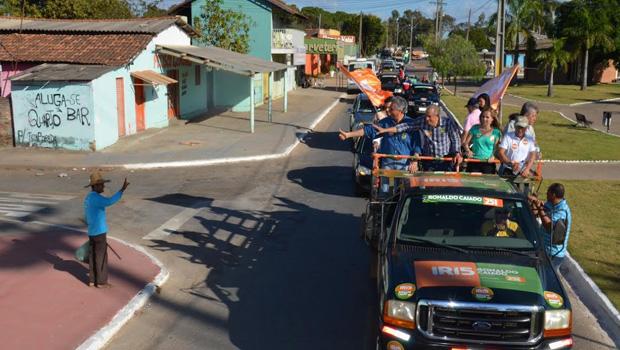Candidatos prometeram à população de Bonópolis que, se eleitos, darão prioridade à construção de uma estrada que ligue o município a Porangatu, algo que estaria sendo prometido desde 1998