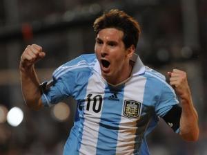 Camisa 10 da seleção, Messi é a aposta dos argentinos