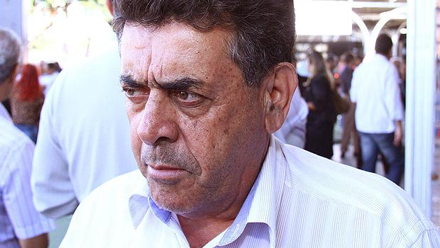 Prefeito de Guapó, Luiz Juvêncio está no primeiro mandato | Foto: Fernando Leite/Jornal Opção Online