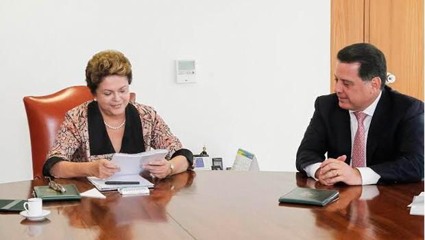 Marconi diz que presidente Dilma ajudará no custeio do Hugol