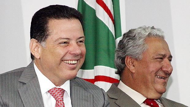 Mesmo esforço para eleger Marconi Perillo governador será feito para tornar Vilmar Rocha senador