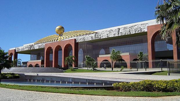 Sede do poder máximo estadual, o Palácio Araguaia é o alvo cobiçado por cinco candidatos ao governo