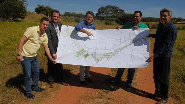 Prefeitura de Caldas Novas inicia a construção do Parque Ambiental do município