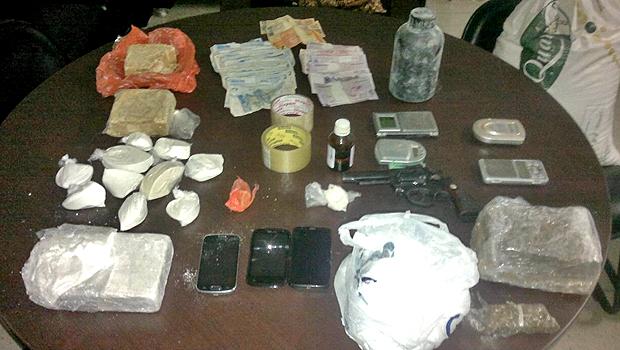 Após dois meses de investigação, laboratório de refino de cocaína é desmontado em Aparecida de Goiânia