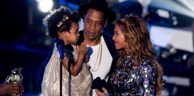 O casal mais influente da música mundial no palco do VMA
