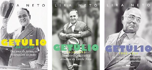 A trilogia sobre o presidente Getúlio Vargas talvez possa ser considerada a biografia mais completa de um líder político brasileiro