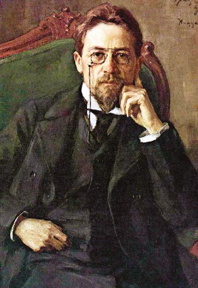 Anton Tchekhov  | Foto: Wikipédia Commons