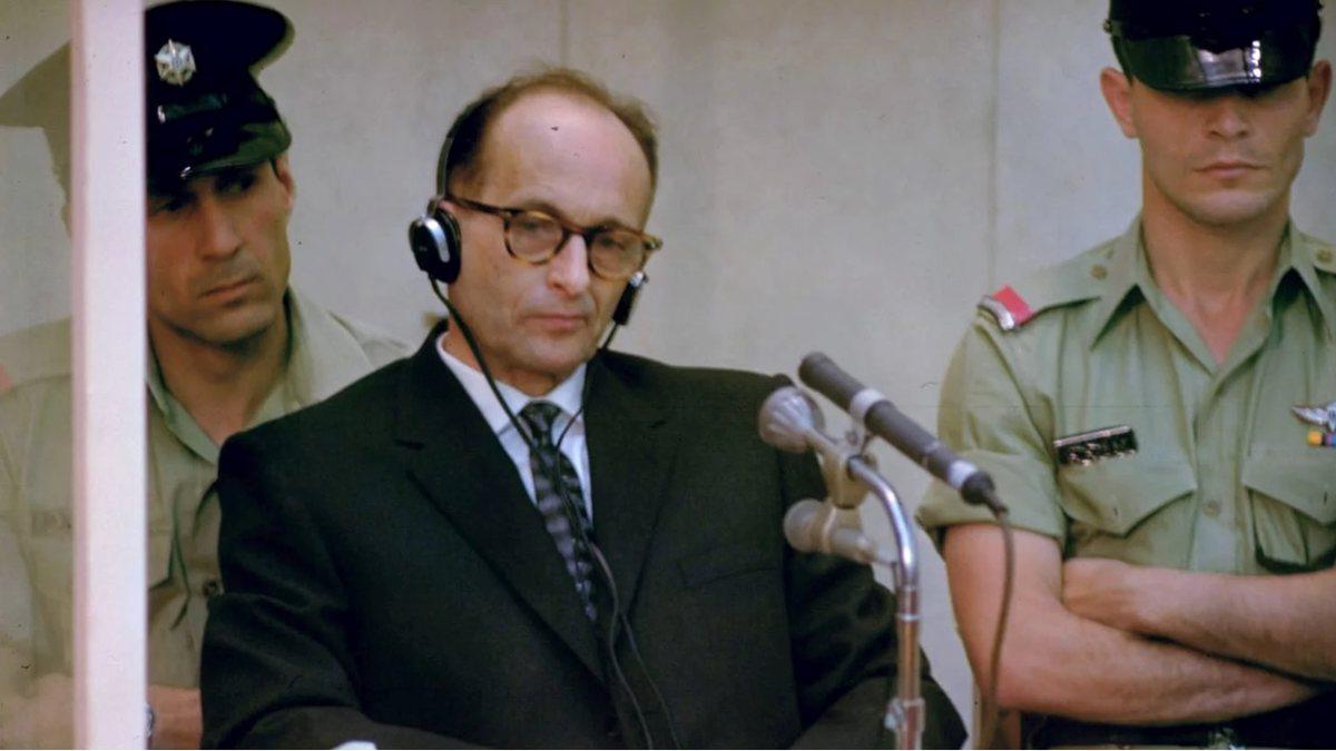 """Biografia revela um Eichmann """"maior"""" do que o que foi exibido em Israel e explicado por Hannah Arendt"""