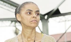 Candidata à Presidência pelo PSB, Marina Silva é aliada do deputado Reguffe em Brasília