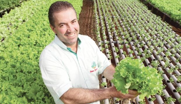 Empresário Cosmo Custódio, do Sítio San Diego: busca por qualificação e inovação é destacada