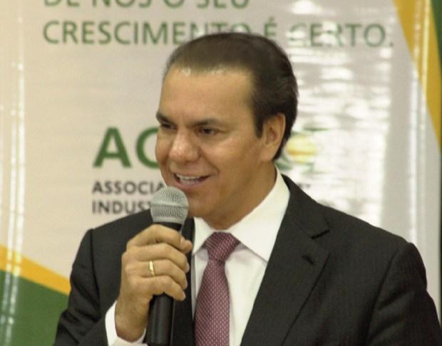 """Senador Ataídes Oliveira: """"Governo estadual não fez investimento este ano""""   Assessoria"""