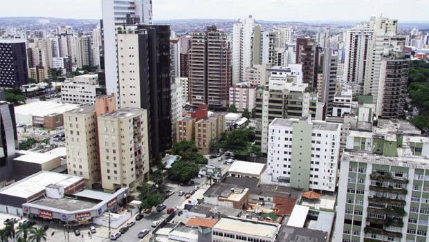 Goiânia têm 1,4 milhão  de habitantes; em todo  o Estado, a população  chega a 6.523.222 pessoas