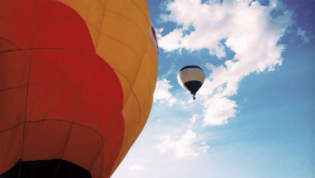 A prefeitura de Anápolis realizou a 1° Copa de Balonismo, atraindo anapolinos para a Avenida Brasil, de onde os balões partiram