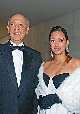 José Roberto Arruda e Flávia Carolina Peres: o general eleitoral e a possível candidatura a governadora do DF
