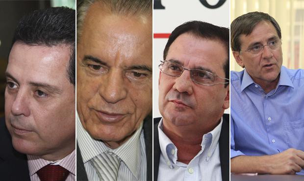 Tendência de crescimento de Marconi e estagnação dos demais candidatos abre chance de vitória no 1º turno