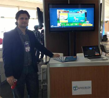 A empresa goiana GameBlox Interactive investe em um dos segmentos mais promissores da Economia Criativa, o de jogos eletrônicos