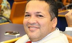 Vereador Divino Rodrigues (Pros)   Foto: Reprodução Câmara Municipal