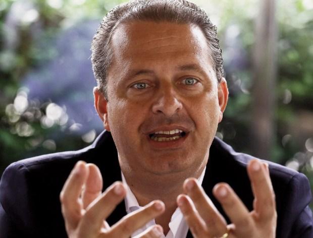 Eduardo Campos: o líder pernambucano, progressista e modernizador, era muito mais agregador do  que a líder ambientalista Marina Silva. E ele tinha um pé no coronelismo nordestino, na oligarquia