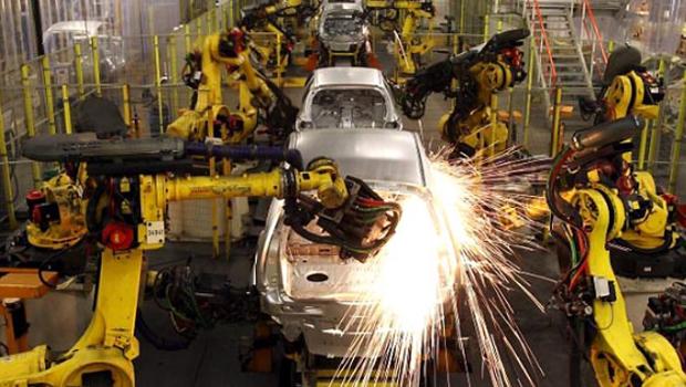 Goiás supera SP, RJ e MG, com quarto maior crescimento da produção industrial neste ano