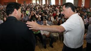 Marconi Perillo tem creditado parte da responsabilidade pela instabilidade da segurança pública à falta de investimento por parte da União | Foto: Humberto Silva