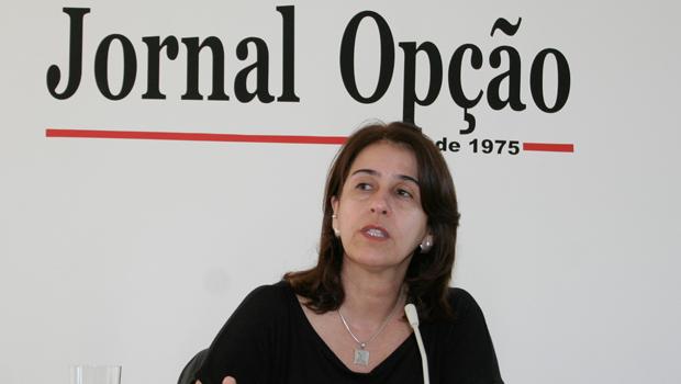 Com críticas ao atual modelo de implantação, Marina Sant'Anna promete universalizar escolas de tempo integral em Goiás