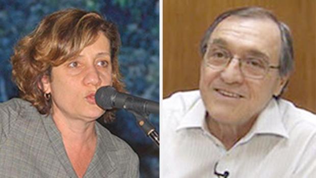 Palácio do Planalto frauda perfil de Míriam Leitão e Carlos Alberto Sardenberg