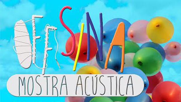 Festival OffSina abre espaço para música instrumental