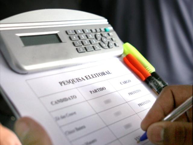 Coligação de Vanderlan Cardoso consegue barrar pesquisa eleitoral do Ibope