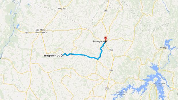 Após promessa de Iris, Agetop reitera reformas na GO-353, entre Bonópolis e Porangatu