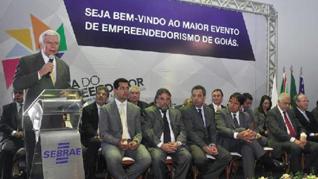 Titular da SIC, William O'Dwyer fala da necessidade de ousar para ter negócios competitivos   Foto: Jayr Inácio