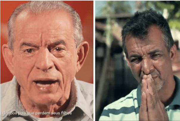 Ao se utilizar eleitoralmente da dor de pai de vítima do serial killer, candidato do PMDB demonstra falta de bom senso e sobriedade