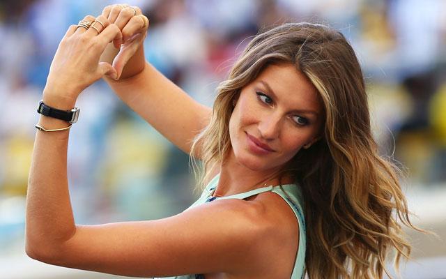 Gisele Bündchen fecha maior contrato de sua carreira com marca esportiva