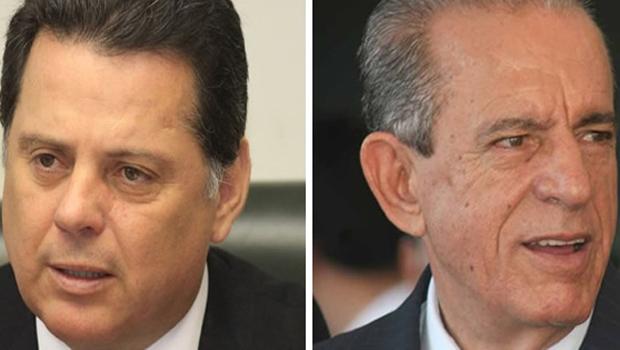 Ibope: Marconi Perillo lidera, mas pesquisa sinaliza para segundo turno com Iris Rezende