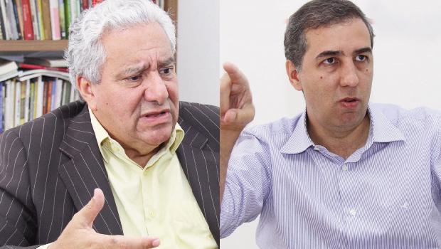 Vilmar Rocha pode ser atraído pelo amor e pela razão para a campanha de José Eliton