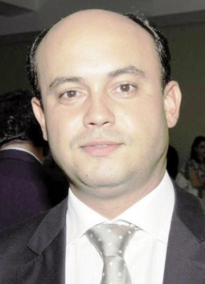 """Sandoval Cardoso:reeleição passa por """"ouvir as pessoas"""" / Foto: Marcio Vieira"""