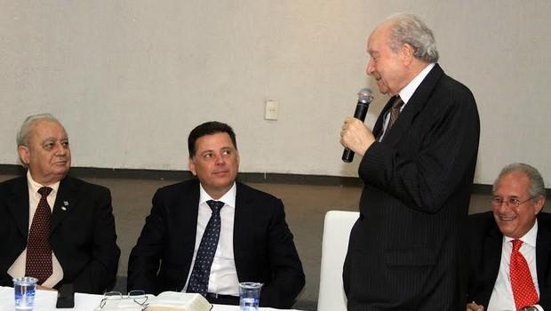 Líderes da Assembleia de Deus de Campinas declaram apoio à reeleição de Marconi Perillo