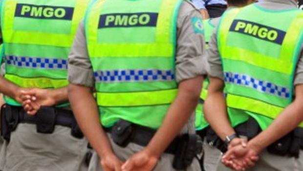 Vice-governador e secretário de Segurança Pública apresentam 310 policiais para o SIMVE