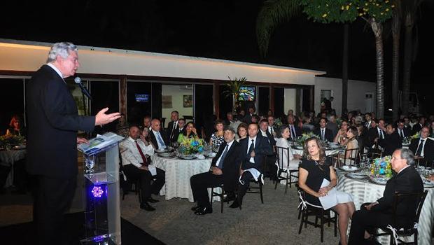 Em reunião com 60 embaixadores, Goiás é apontado como um dos principais Estados para investimentos internacionais
