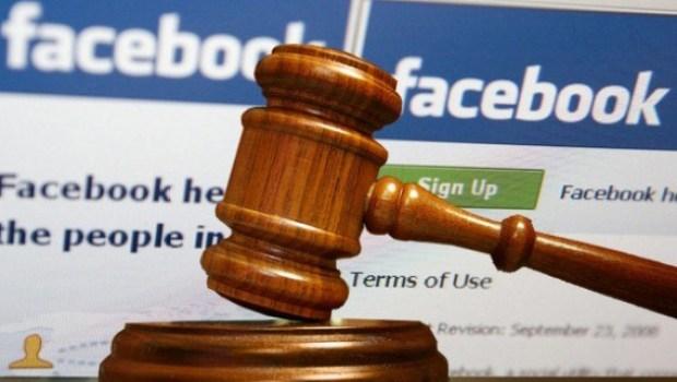 facebook justica