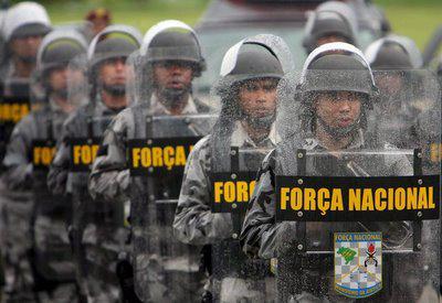 Ministro da Justiça prorroga permanência da Força Nacional de Segurança em Goiás