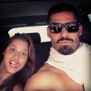 Casal sempre divulgou fotos do relacionamento | Foto: Instagram