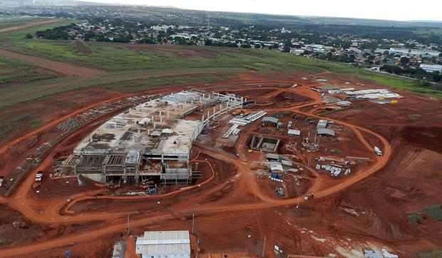 Novo terminal de passageiros do Aeroporto de Goiânia ficará pronto em breve, mas sem receber aviões