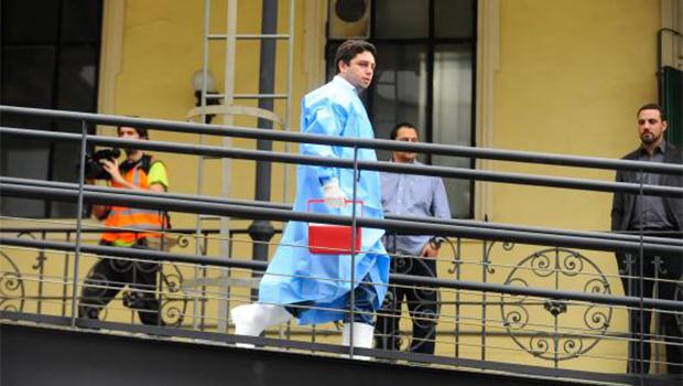 Chega ao Rio paciente com suspeita de infecção por ebola