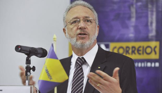 A acusação, às vésperas da votação, diz que o presidente dos Correios, Wagner Pinheiro, foi a BH estruturar campanha petista