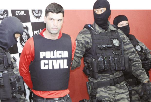 Tiago da Rocha: se for considerado inimputável, o suspeito de assassinar 39 pessoas poderá receber acompanhamento psicológico em liberdade / Foto: Fernando Leite/Jornal Opção