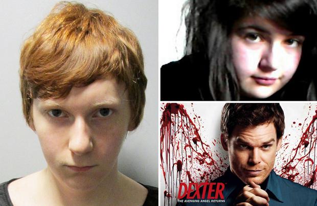 """Adolescente obcecado pela série """"Dexter"""" é condenado por matar e esquartejar namorada"""