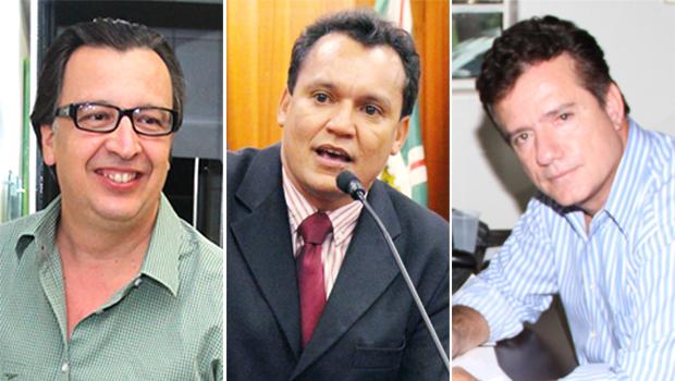 PSDC, ala do PSB e Felizberto Tavares, do PT, declaram apoio a Marconi