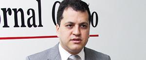 "Agenor Mariano, vice-prefeito de Goiânia, do PMDB: ""Antes Marconi  Perillo dizia 'o outro candidato', agora tem de nominar Iris Rezende"""
