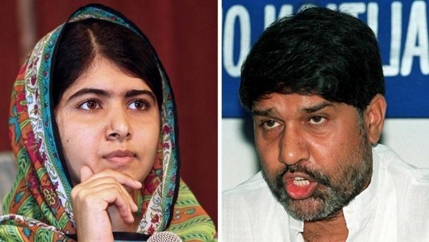 Paquistanesa Malala e indiano Kailash Satyarthi vencem Nobel da Paz