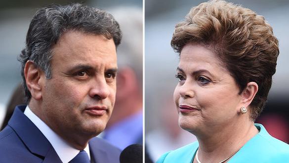 Nova pesquisa mostra liderança de Aécio no segundo turno das eleições
